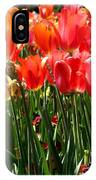 Tulip Uprising IPhone Case