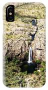 Tumbling Waters IPhone Case