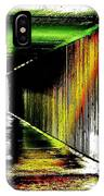 Tunnel Of Colour IPhone Case