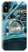 Turquoise Belair IPhone Case