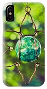 Turquoise Light IPhone Case