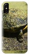 Turtle Camouflage IPhone Case