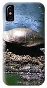 Turtle I IPhone Case
