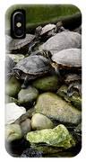 Turtle Island IPhone Case