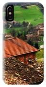 Tuscany Landscape 2 IPhone Case