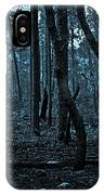Twilight In The Smouldering Forest IPhone Case