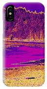 Twilight On La Push Beach IPhone Case