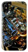 Twin Engines IPhone Case
