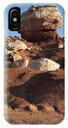Twin Rocks Capitol Reef Np IPhone Case