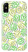 Twirls IPhone Case