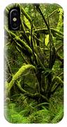 Twisted Rain Forest IPhone Case