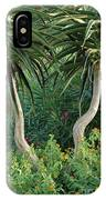 Two Bent Trees IPhone Case