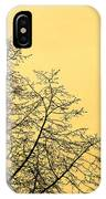 Two Birds In A Tree IPhone Case