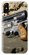 Two Hand Guns IPhone Case