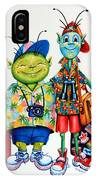Two Tourists True IPhone Case