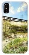Tybee Island Dunes No.2 IPhone Case