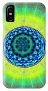 Tye Dye Eyeball IPhone Case