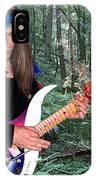 Uli Jon Roth At Muir Woods IPhone Case