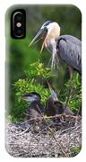 Under Mother's Shadow IPhone Case