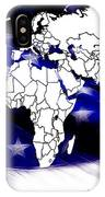 Under Protection Map IPhone Case