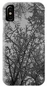 Under The Canopy IPhone Case