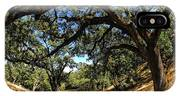 Under The Oak Canopy IPhone Case