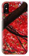 Under The Reds IPhone Case