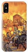Unidentified Roman Attack IPhone Case