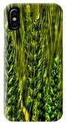 Unripened Wheat IPhone Case