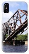 Up Good Bridge IPhone Case