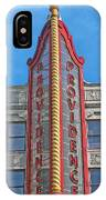 Up In Lights IPhone Case