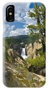 Upper Falls II IPhone Case