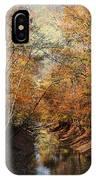 Upstream IPhone Case