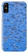 Urban Abstract Blue IPhone X Case