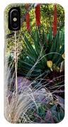 Urban Garden With Cactus IPhone Case