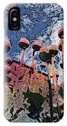 Urban Poppy IPhone Case