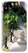 Urn And Pathway IPhone Case