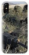 U.s. Air Force Pre-ranger School IPhone Case