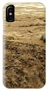 U.s. Army Soldier Fights Racing Water IPhone Case