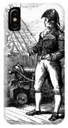 Uss Chesapeake, 1807 IPhone Case