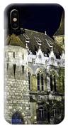 Vajdahunyad Castle - Budapest IPhone Case