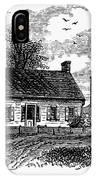 Van Buren: Birthplace IPhone Case
