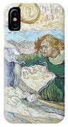 Van Gogh: Lazarus IPhone Case