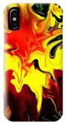 Van Gogh Lily IPhone Case