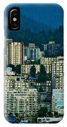 Vancouver Rooms With A View IPhone Case