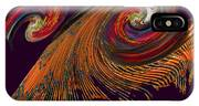 Variegated Abstract IPhone Case