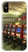 Vegas Airport 2.0 IPhone Case
