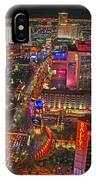 Vegas Strip IPhone Case