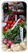 Veggie Stand IPhone Case
