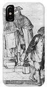 Venice: 18th Century IPhone Case